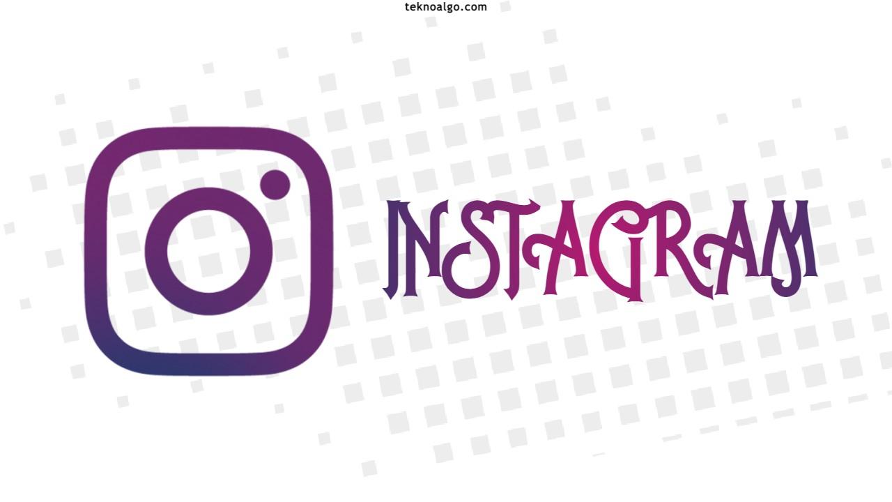 Instagram eposta değiştirme